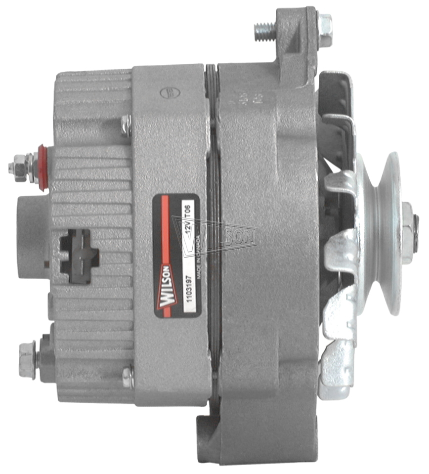 Wilson Part Details Marine 3 Wire Alternator Diagram Tap To Expand