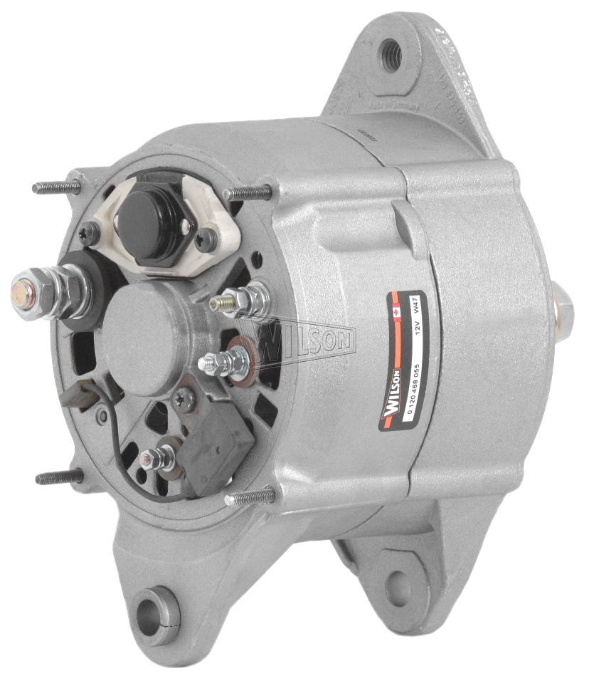 New Wilson Alternator replacement for AES NEW 12162N
