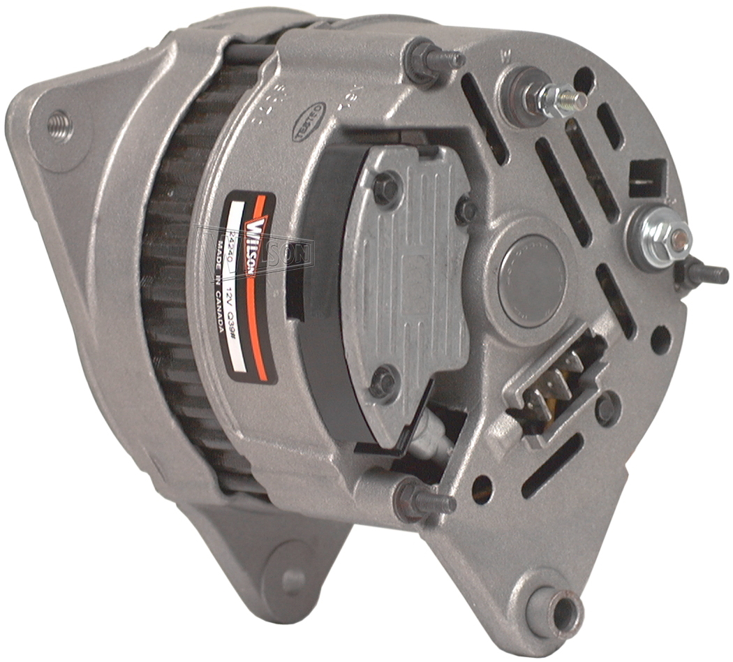 New Wilson Alternator replacement for AES NEW 12072N
