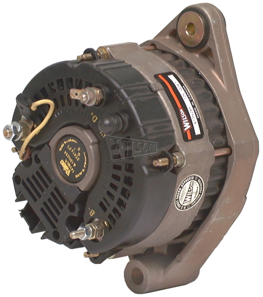 New Wilson Alternator replacement for BBB INDUSTRIES 12411