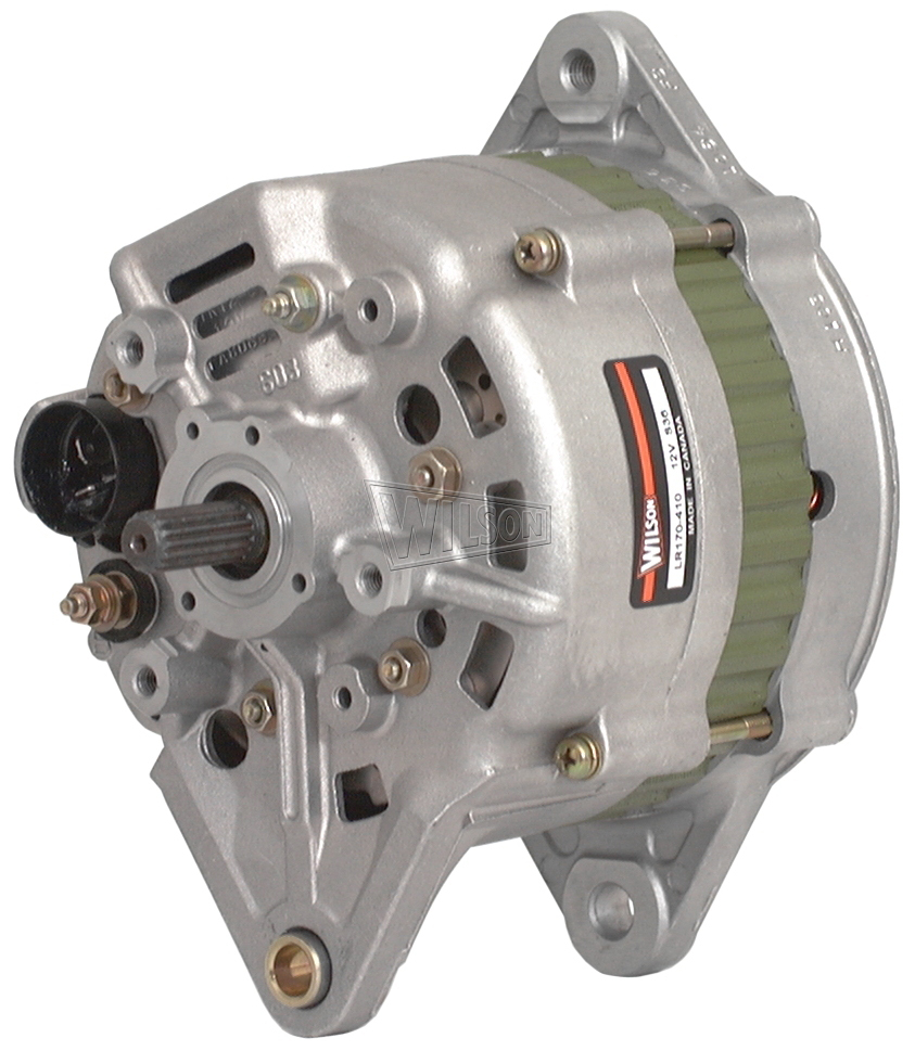 New Wilson Alternator replacement for AES NEW 14735N