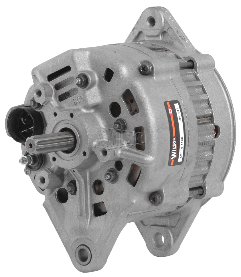 New Wilson Alternator replacement for AES NEW 12097N
