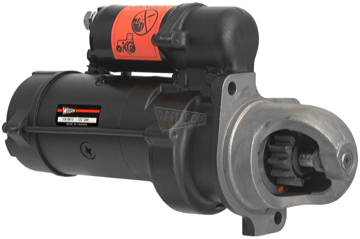 New Wilson Starter replacement for AES NEW 10479613N