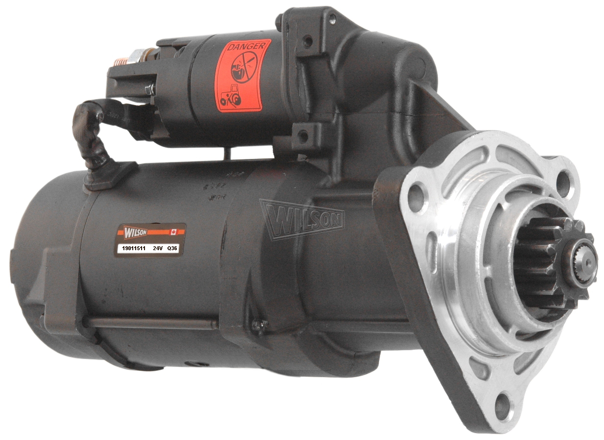 New Wilson Starter replacement for AES NEW 11524N