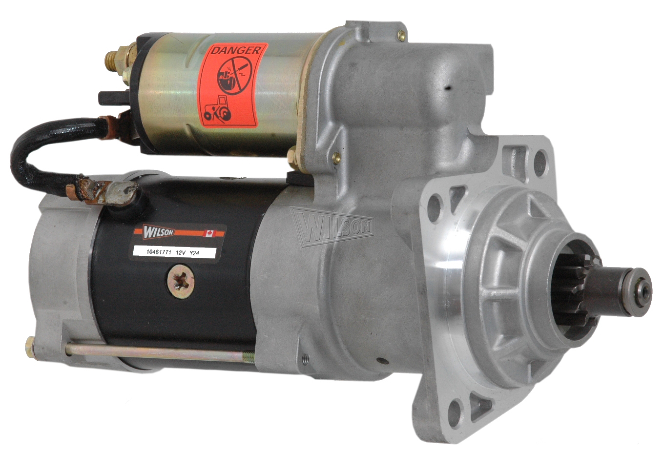 New Wilson Starter replacement for AES NEW 11402N
