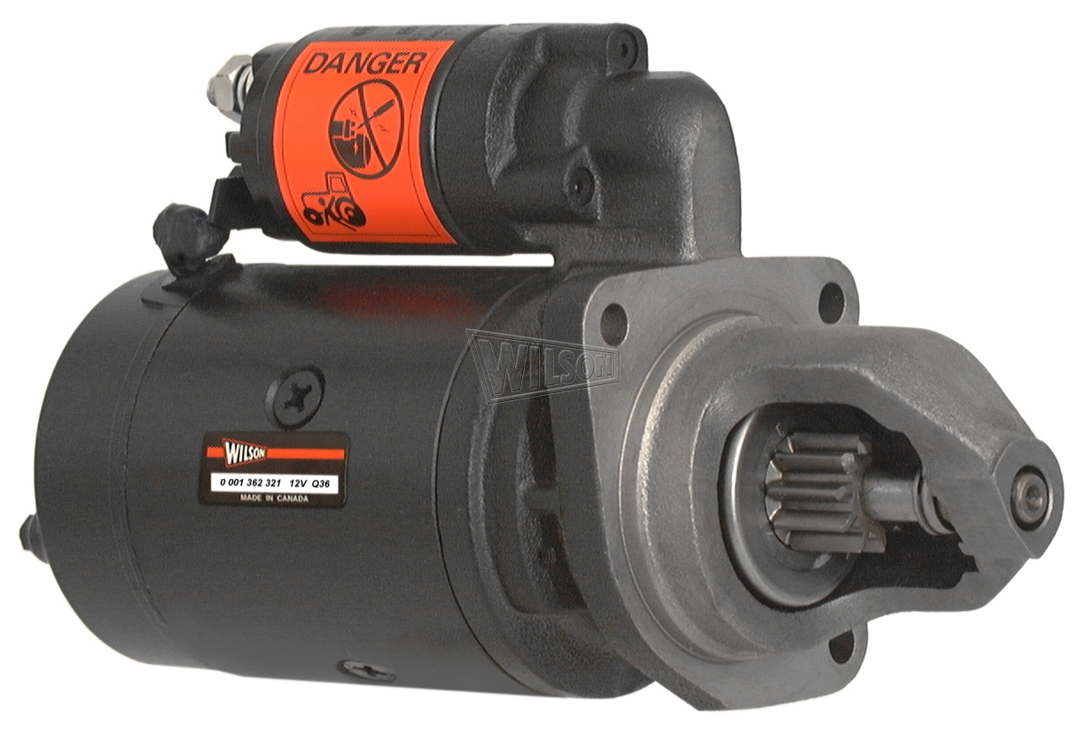Remanufactured Wilson Starter