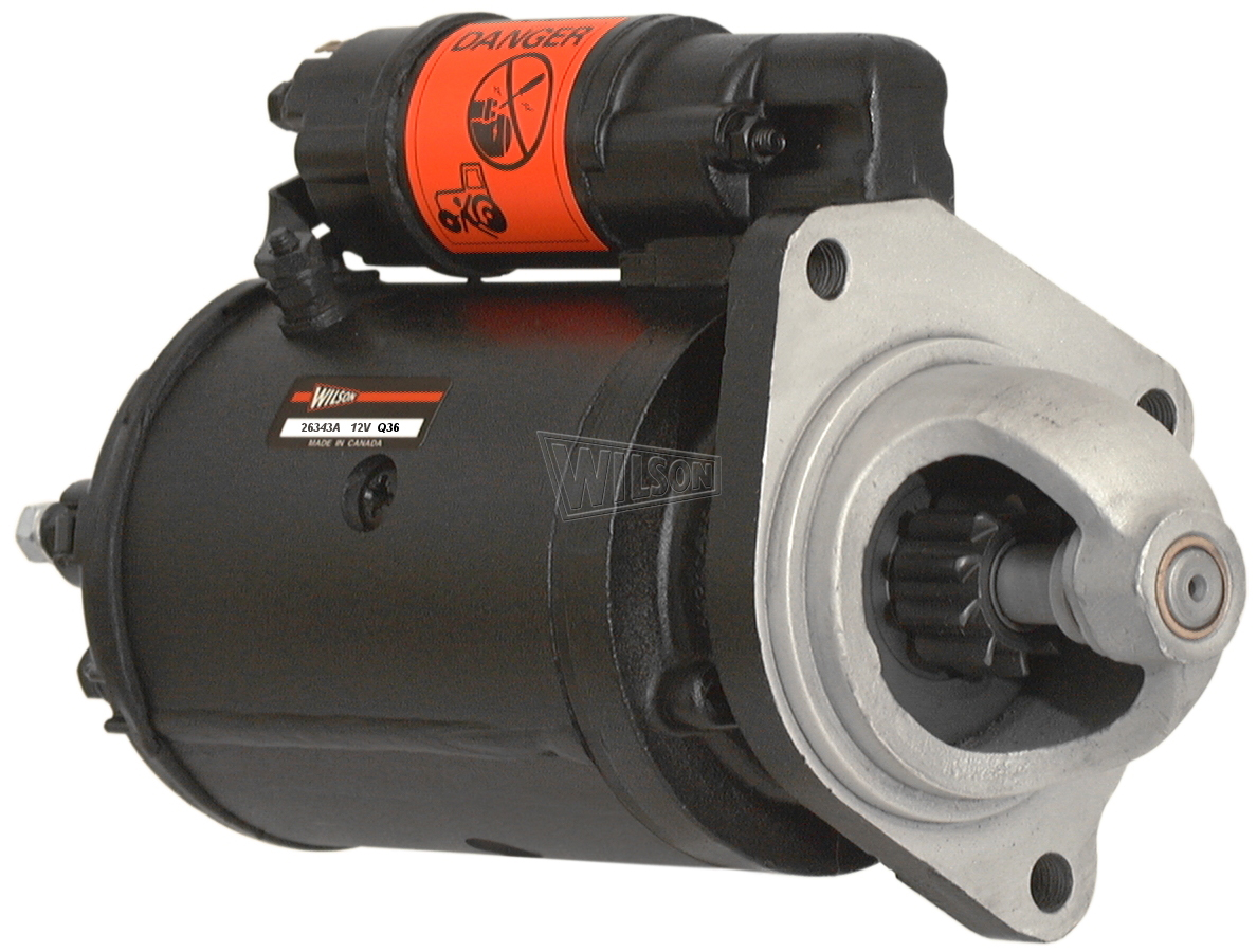New Wilson Starter replacement for AES NEW 17071N