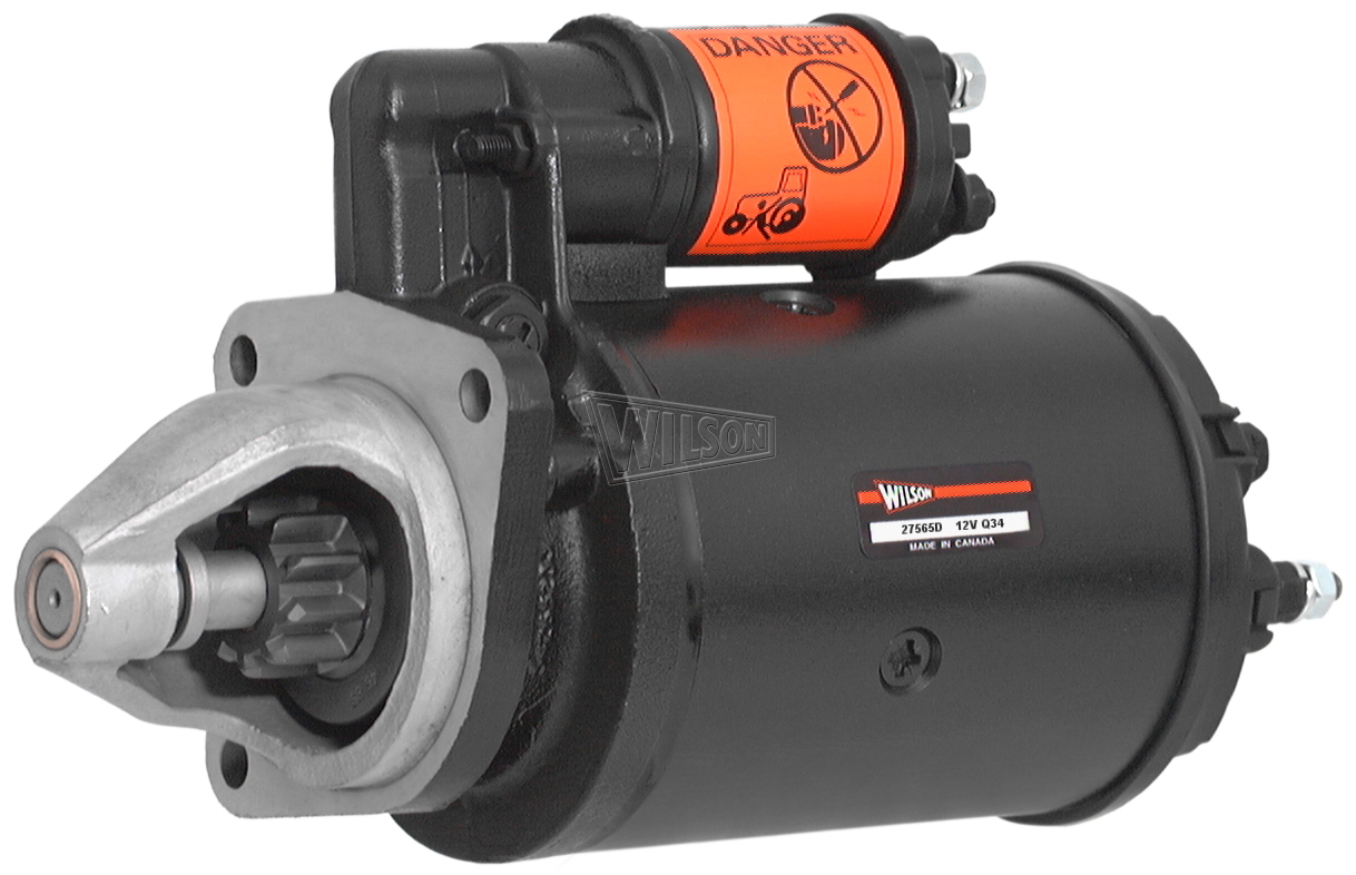 New Wilson Starter replacement for AES NEW 17651N