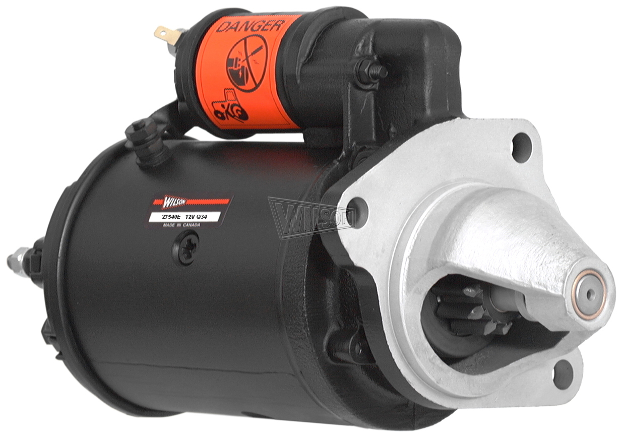 New Wilson Starter replacement for AES NEW 17653N