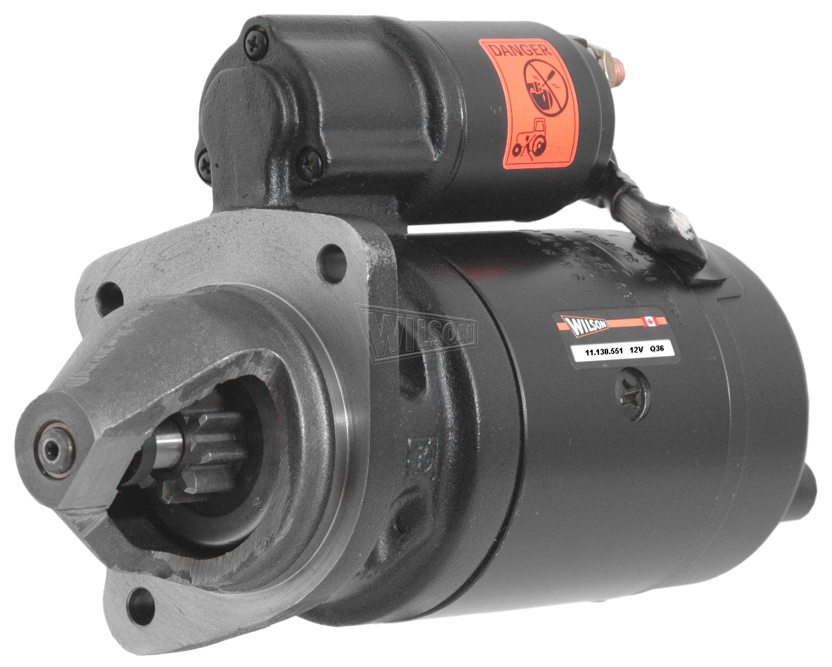 New Wilson Starter replacement for AES NEW 17075N