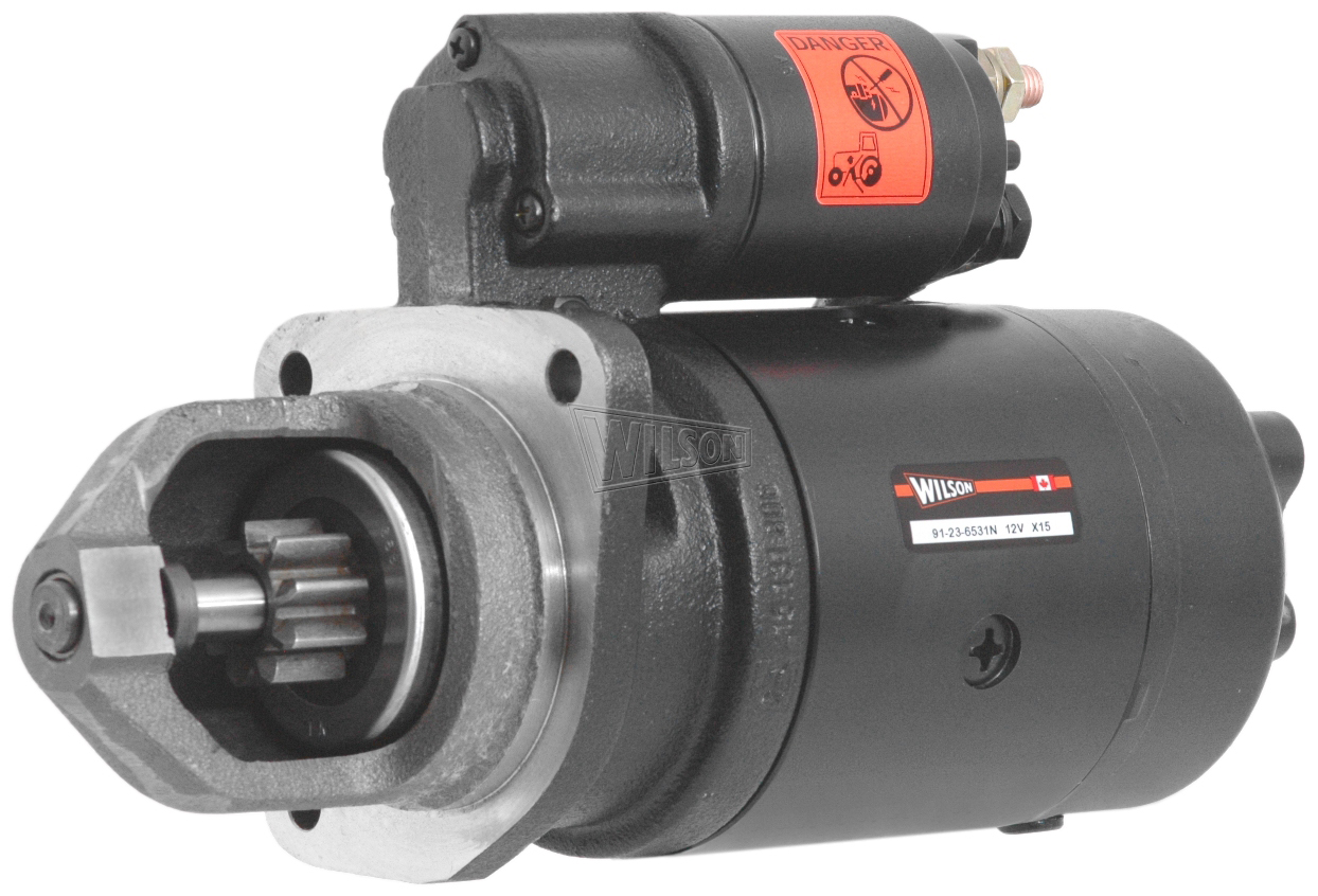 New Wilson Starter replacement for ROTEX 17228