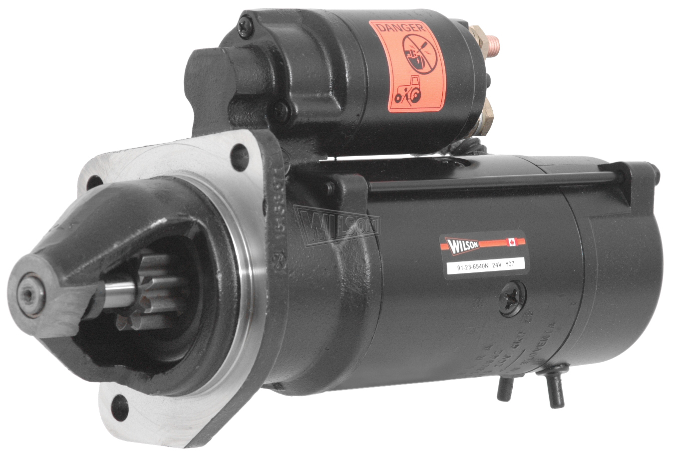 New Wilson Starter replacement for ACE TRI-STAR CM18958N