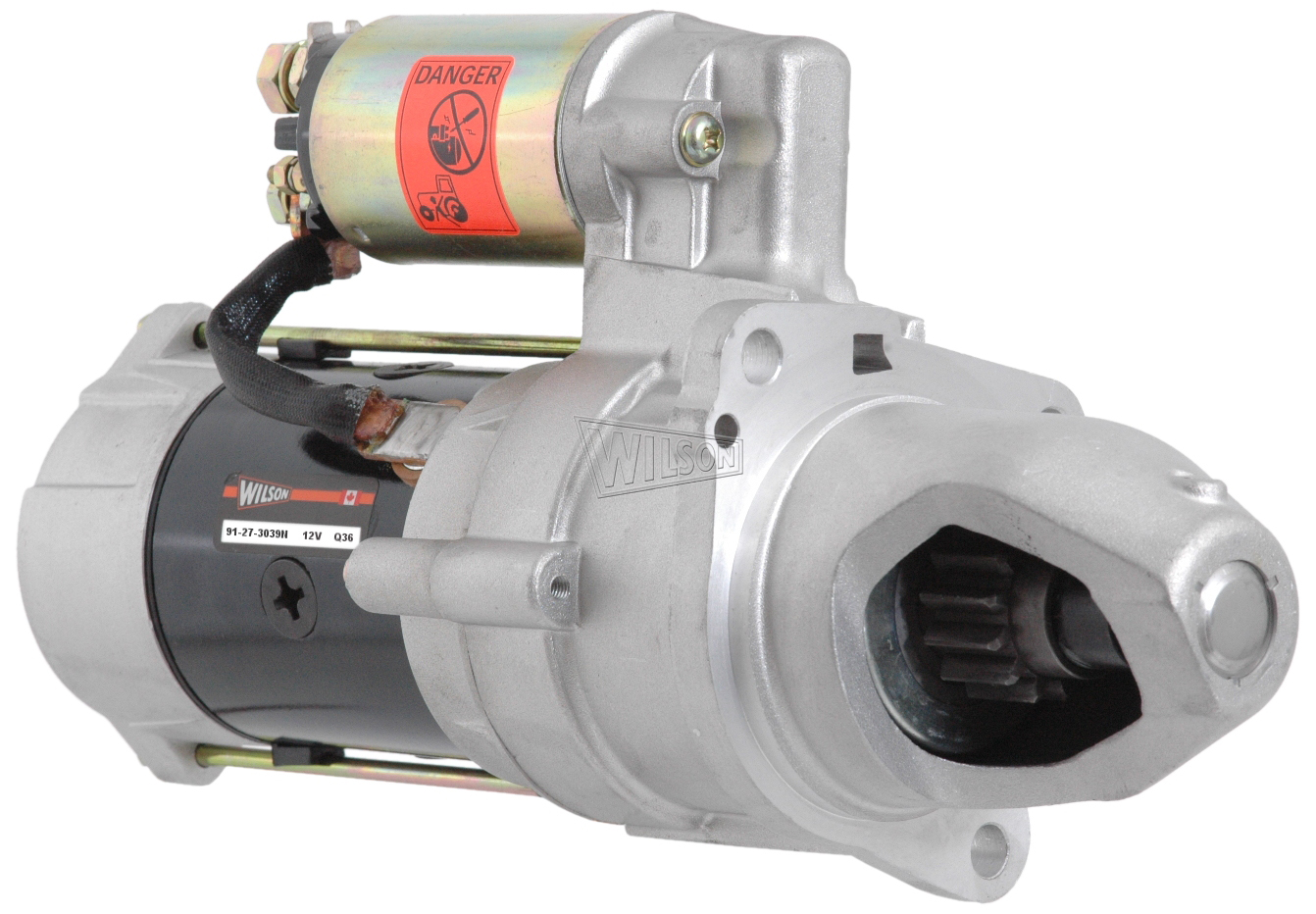 New Wilson Starter replacement for AES NEW 17037N