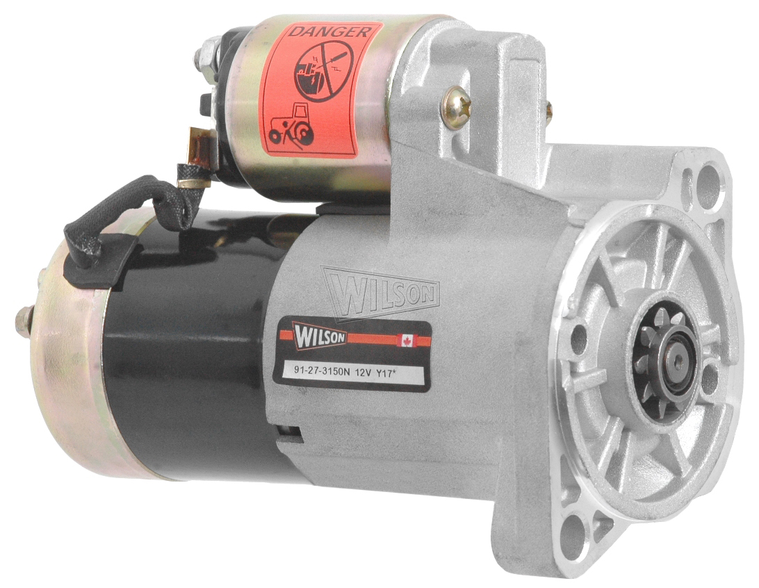 New Wilson Starter replacement for AES NEW 17437N