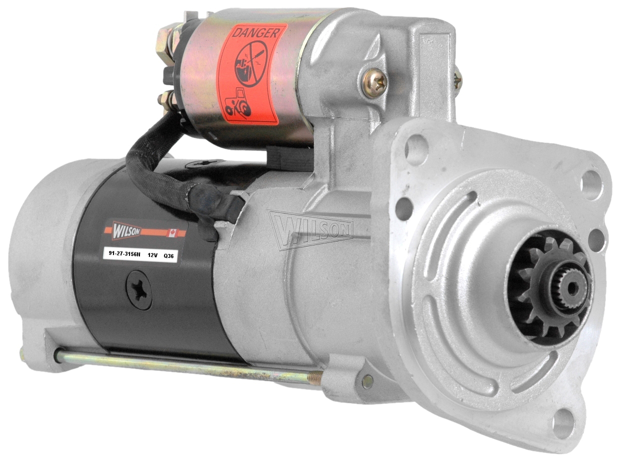 New Wilson Starter replacement for AES NEW 17578N