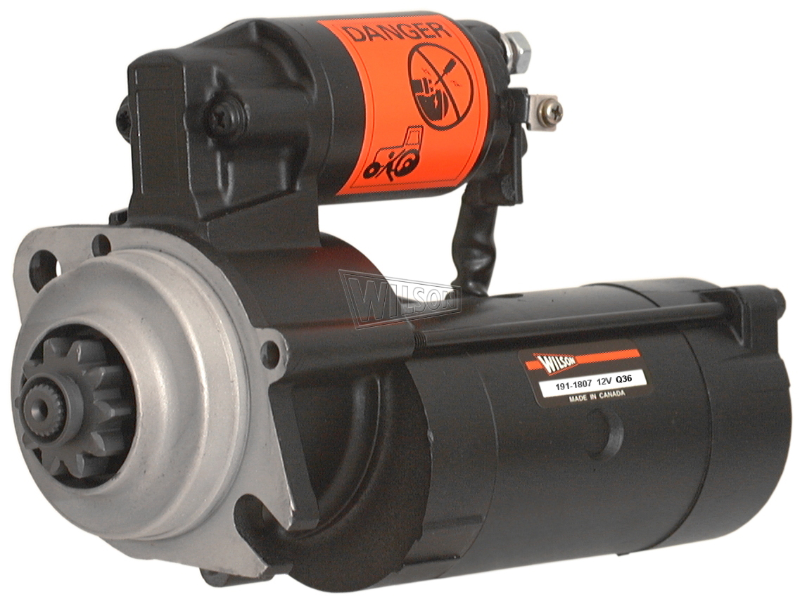 New Wilson Starter replacement for AES NEW 17008N