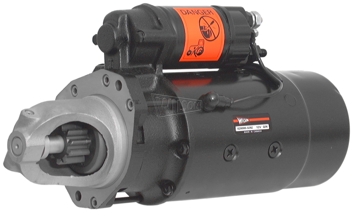 New Wilson Starter replacement for AES NEW 16635N