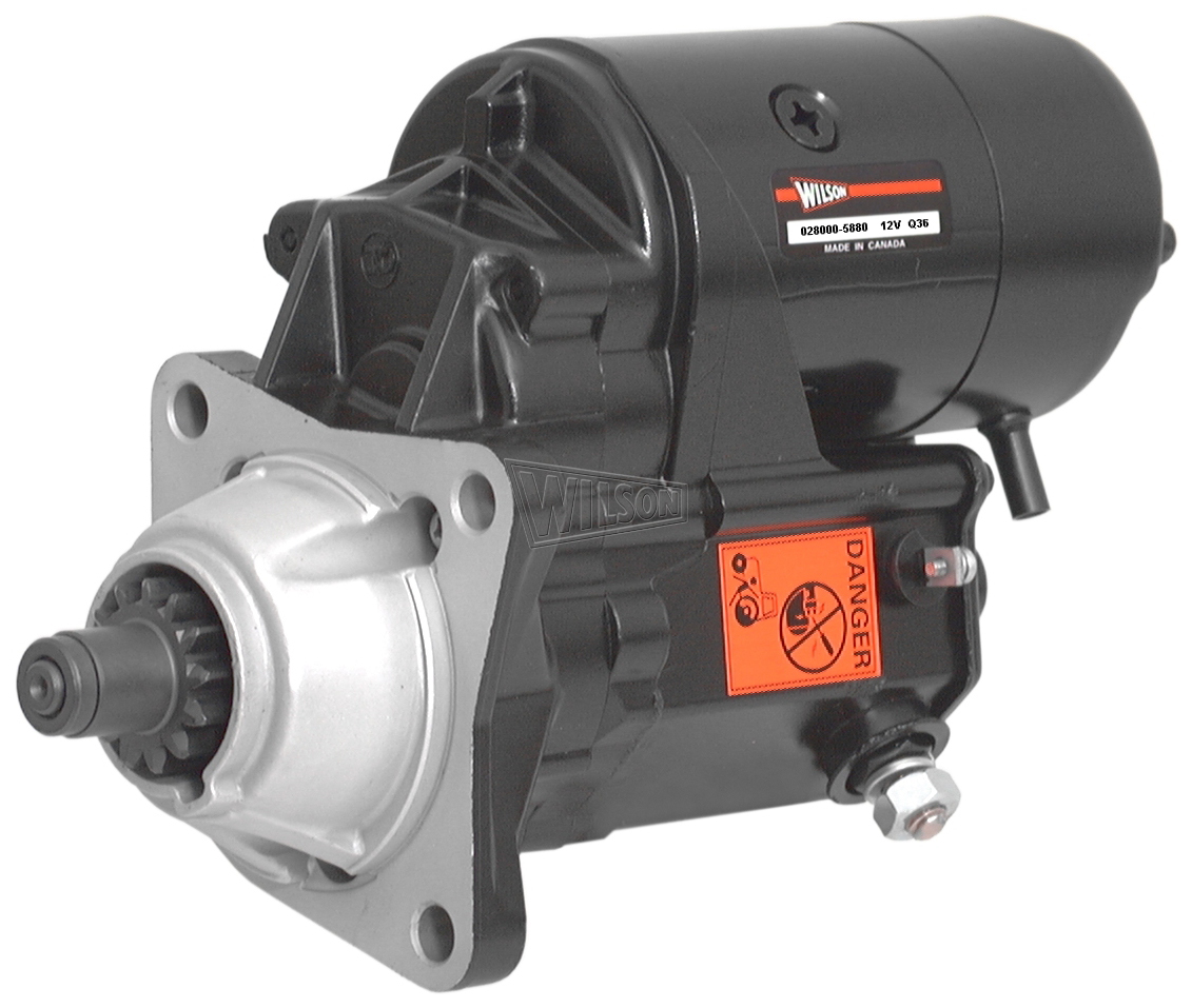 New Wilson Starter replacement for AES NEW 16658N