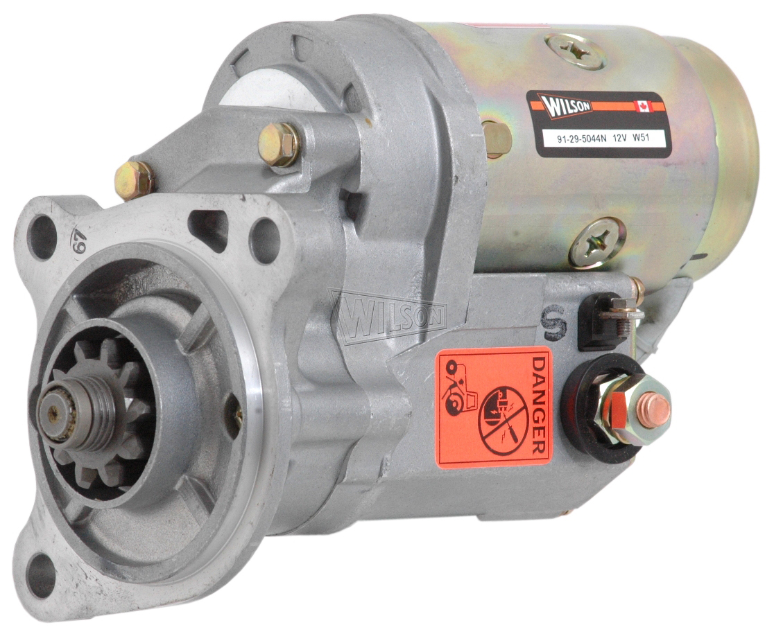 New Wilson Starter replacement for AES NEW 17100N