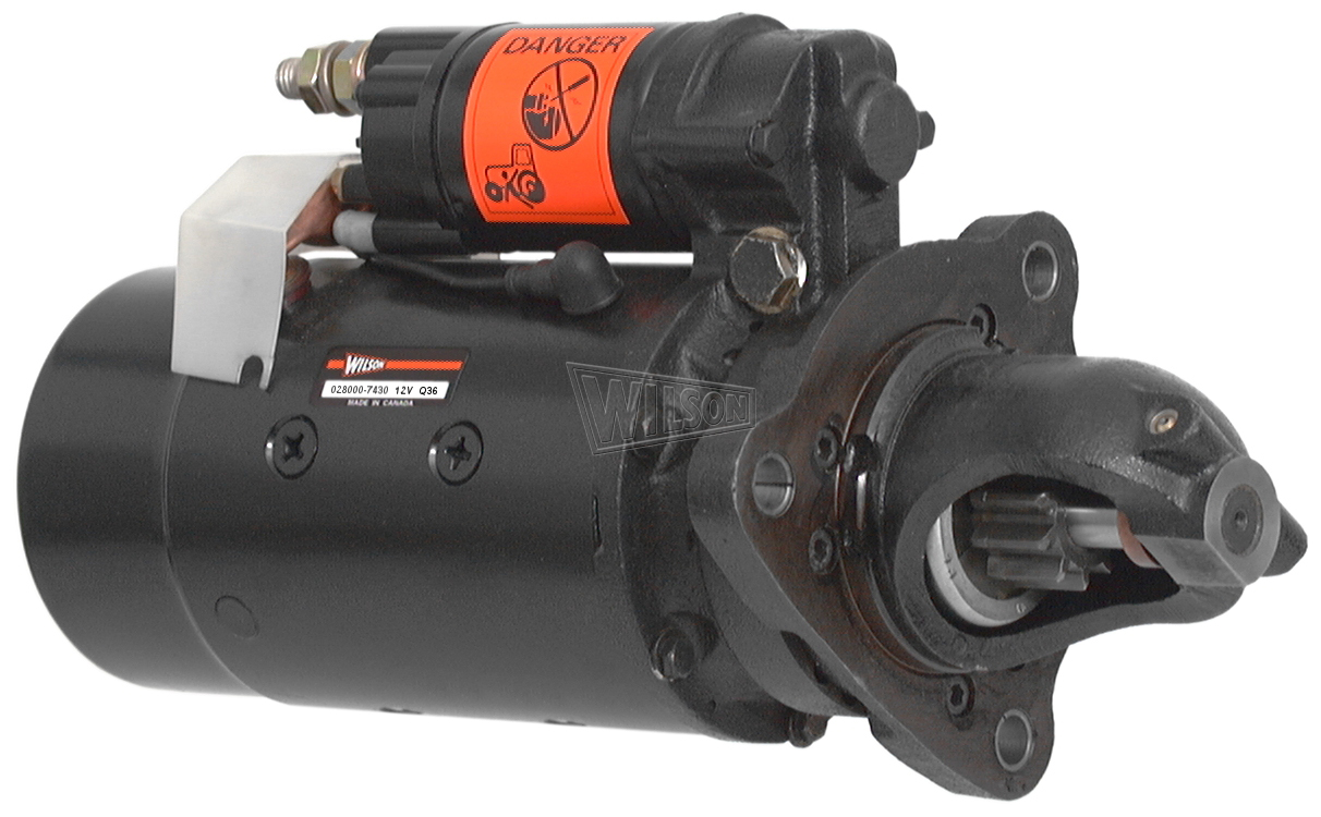 New Wilson Starter replacement for AES NEW 17353N