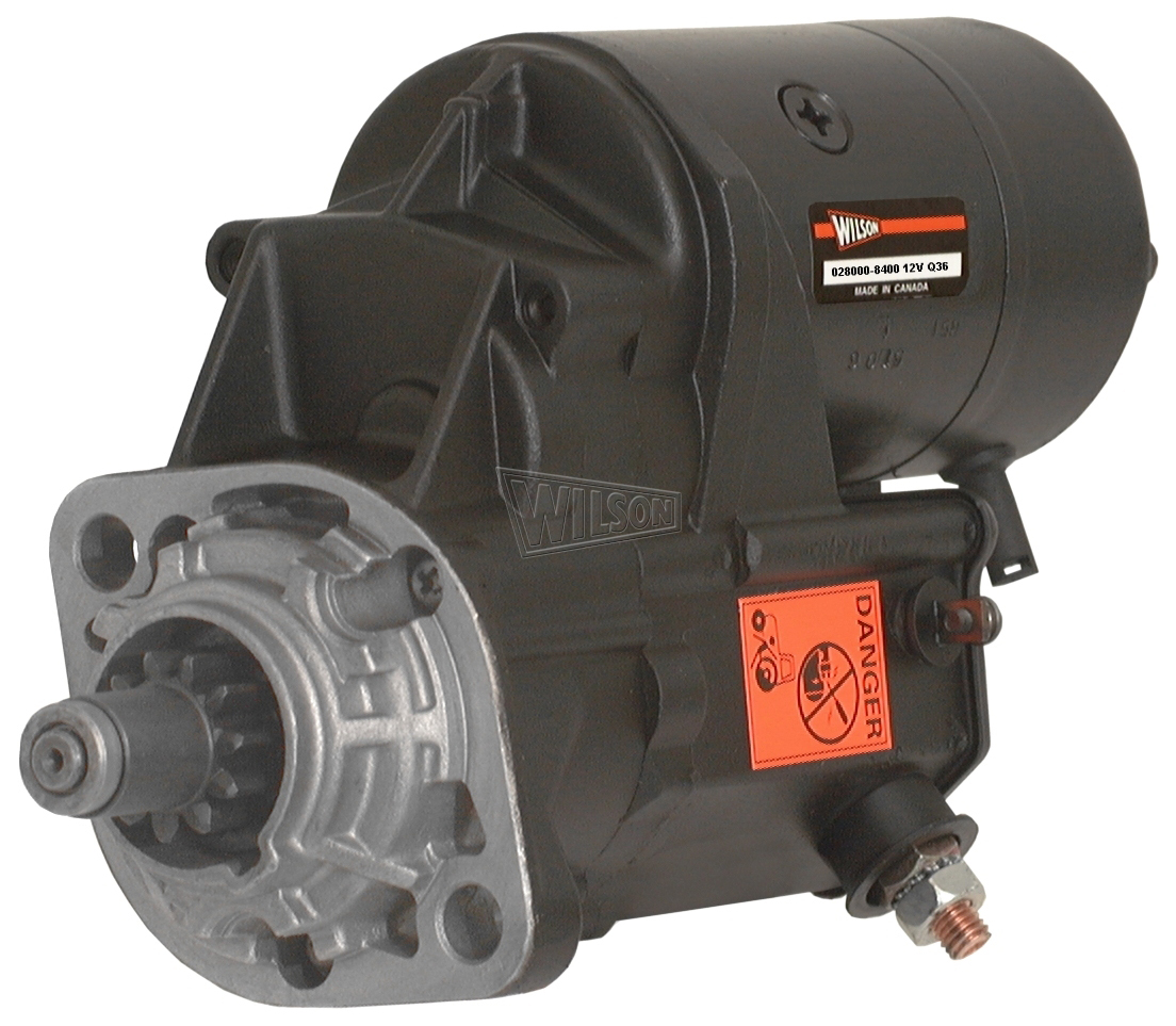 New Wilson Starter replacement for AES NEW 17362N