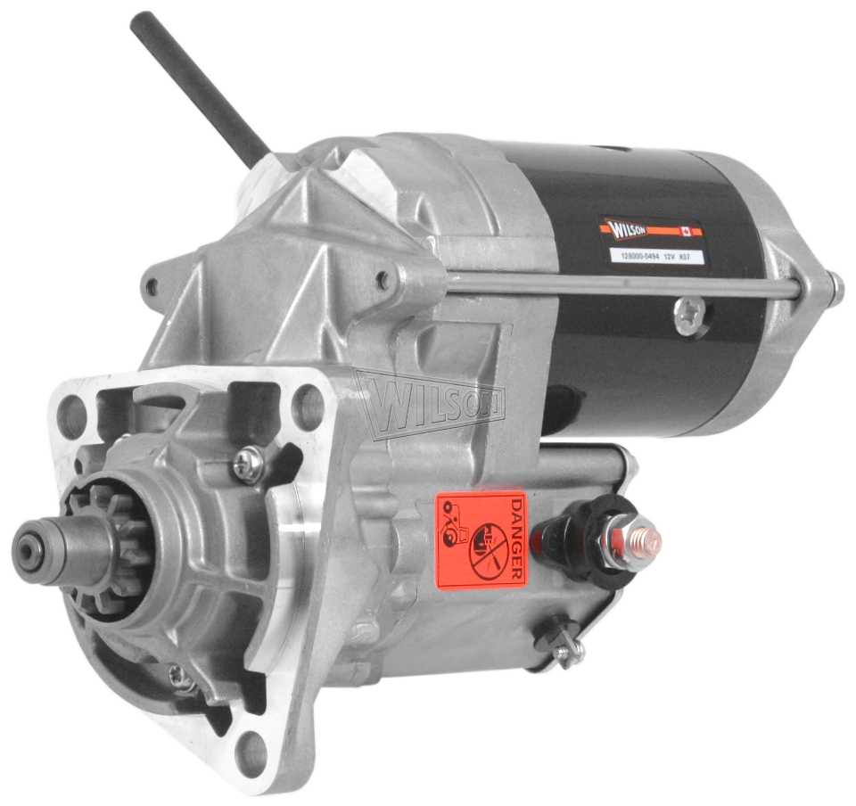 New Wilson Starter replacement for AES NEW 16881N