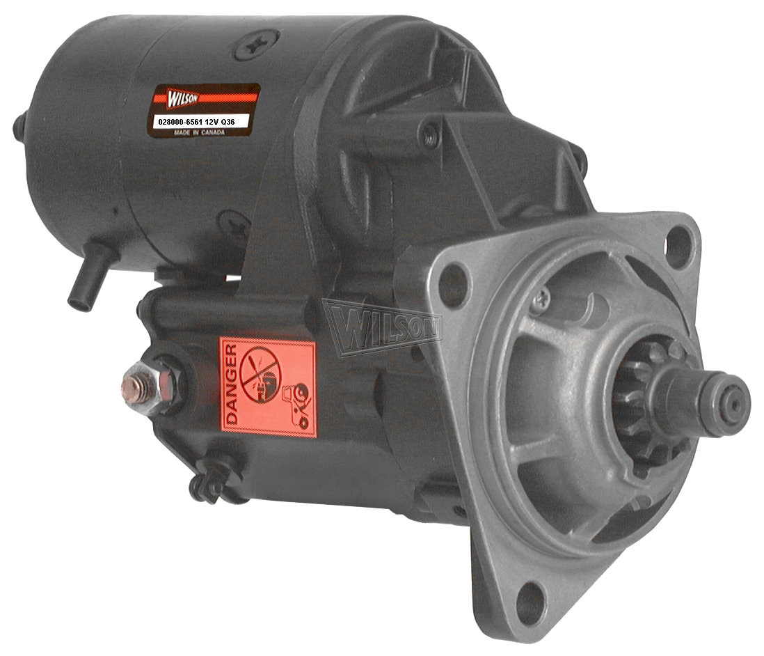 New Wilson Starter replacement for AES NEW 17302N