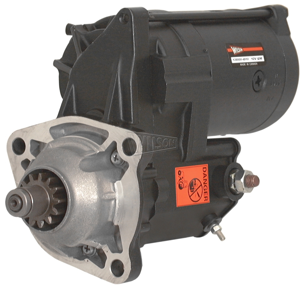 New Wilson Starter replacement for AES NEW 17215N
