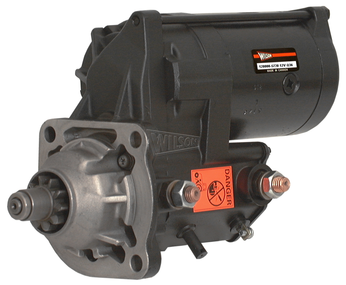 New Wilson Starter replacement for AES NEW 17615N