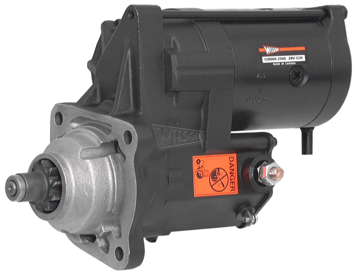 New Wilson Starter replacement for AES NEW 17391N