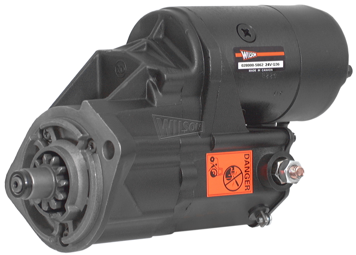 New Wilson Starter replacement for AES NEW 16614N