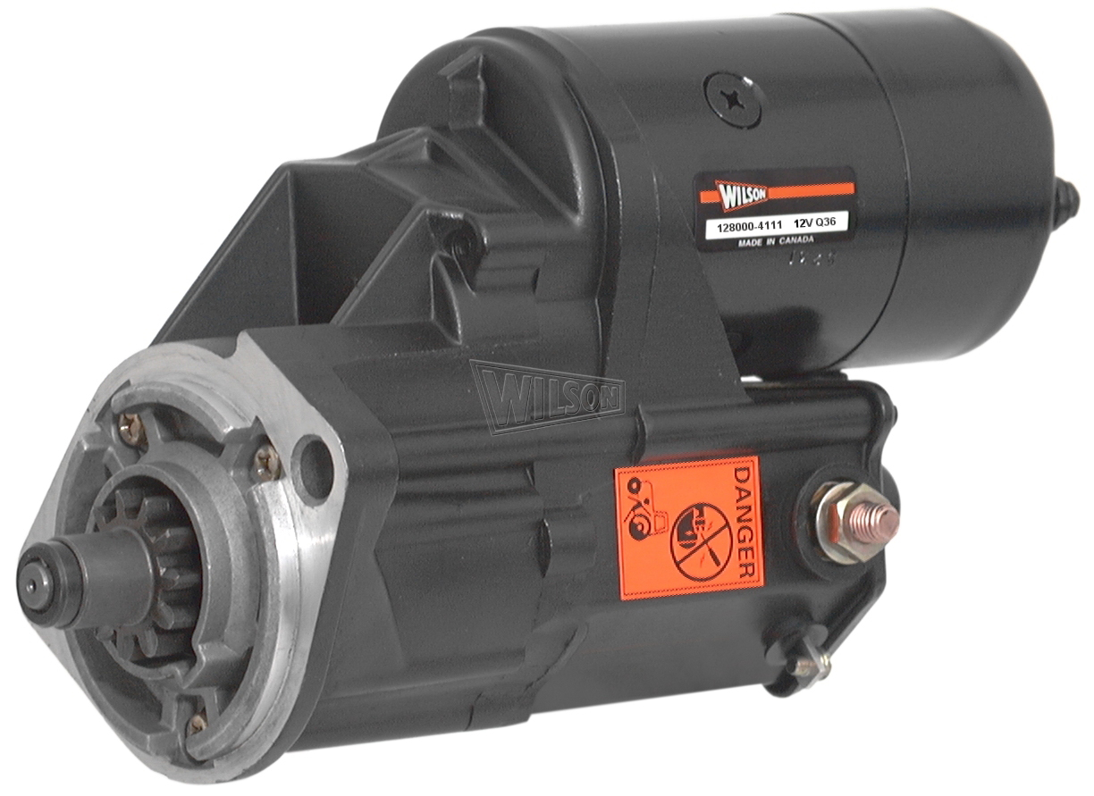New Wilson Starter replacement for AES NEW 17290N