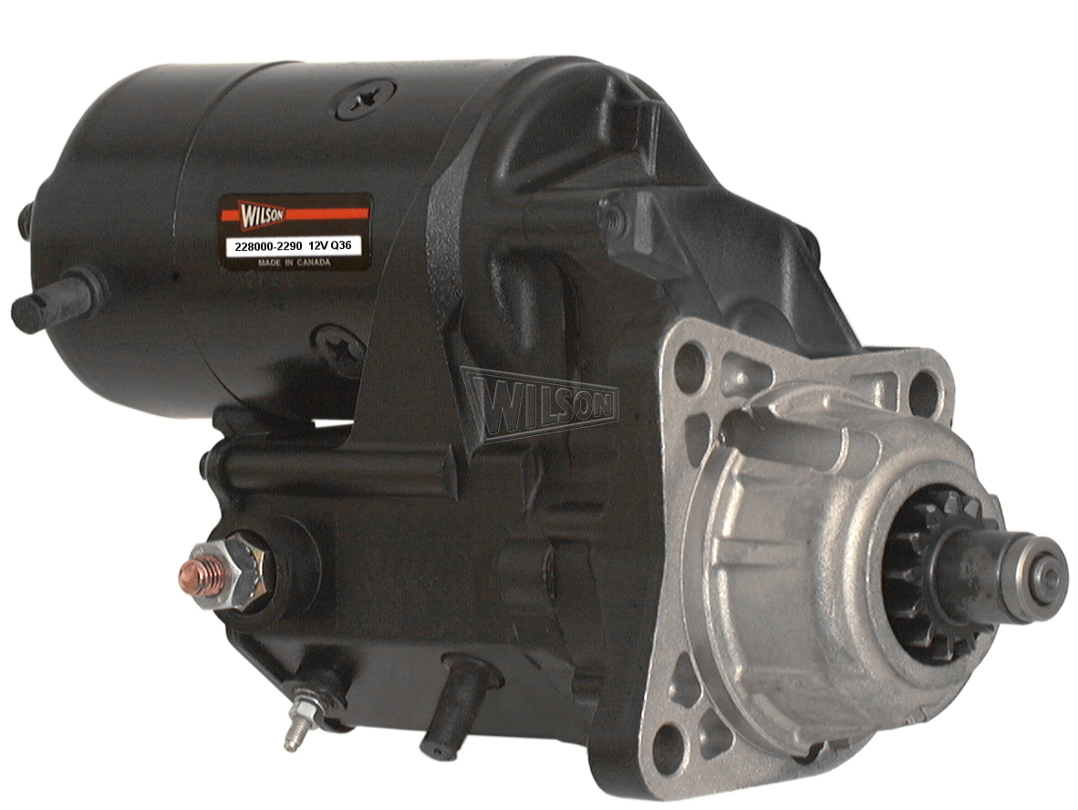 New Wilson Starter replacement for AES NEW 17548N