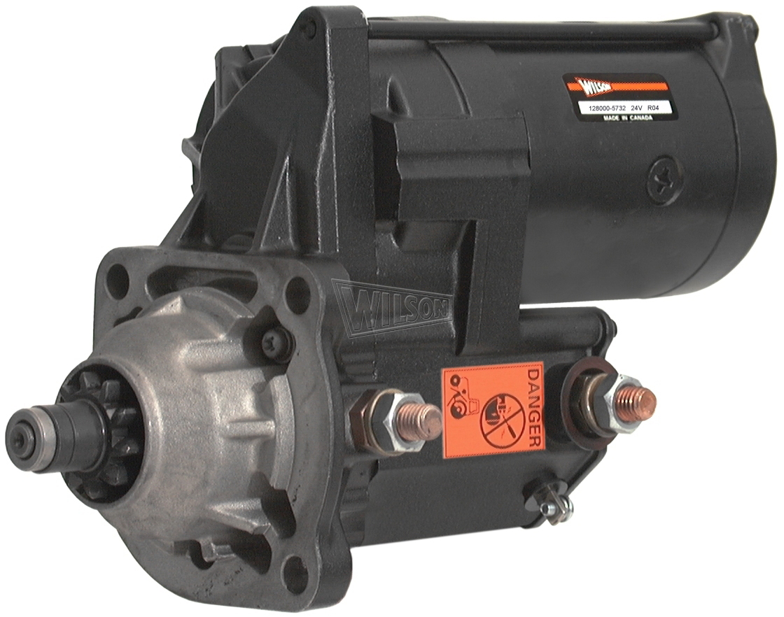 New Wilson Starter replacement for AES NEW 17616N
