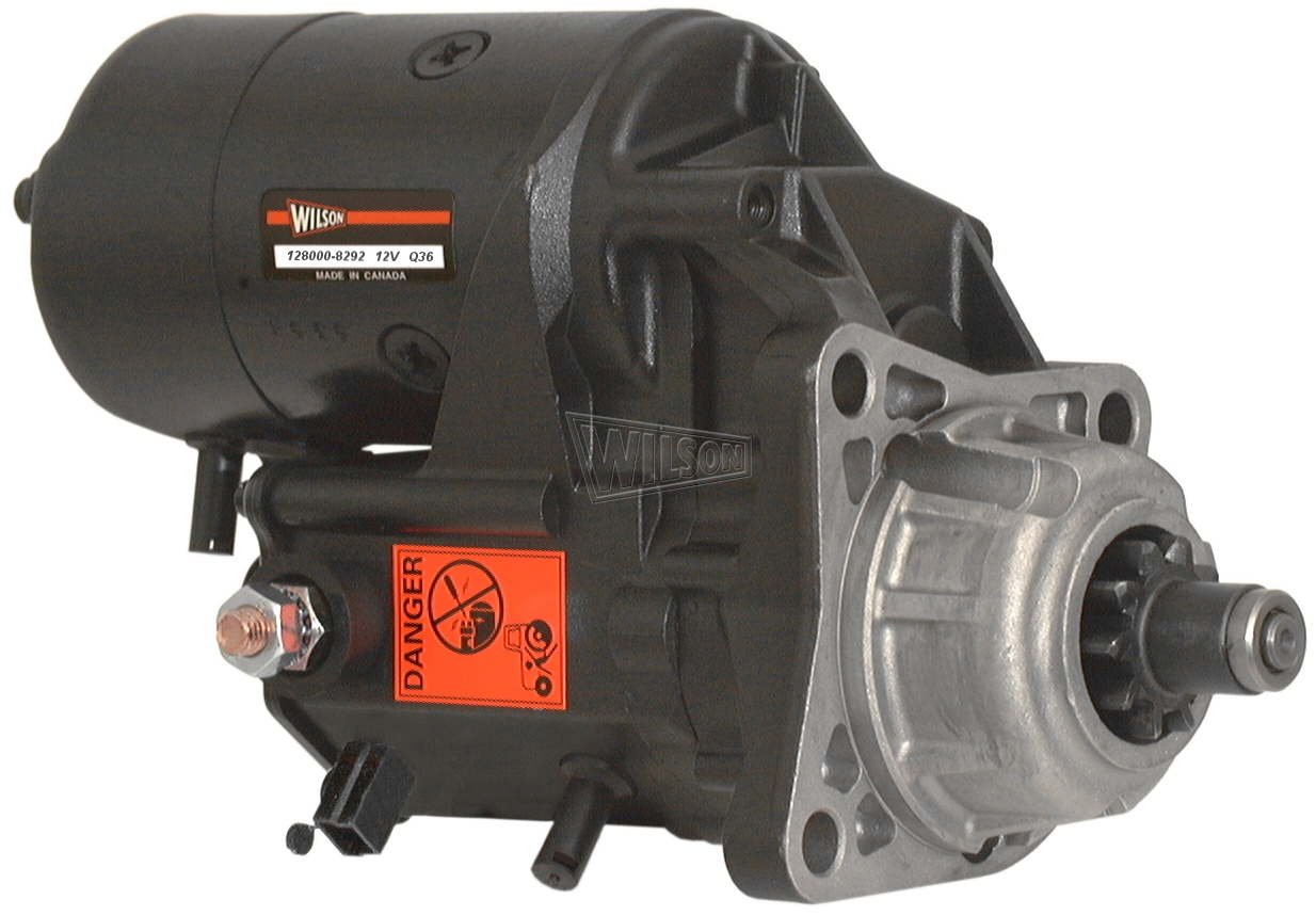 New Wilson Starter replacement for AES NEW 17630N