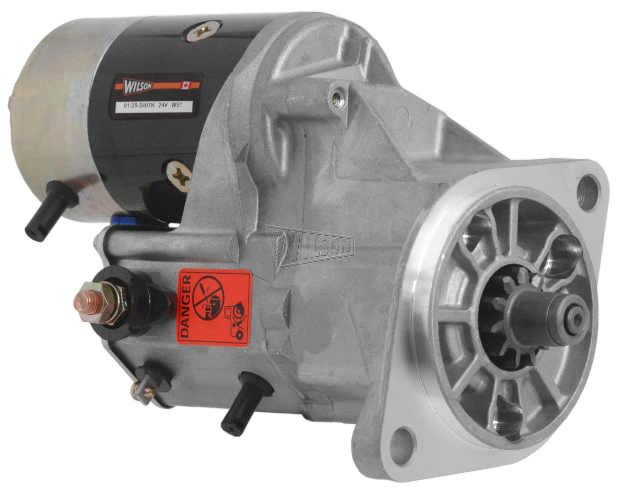 New Wilson Starter replacement for AES NEW 17376N