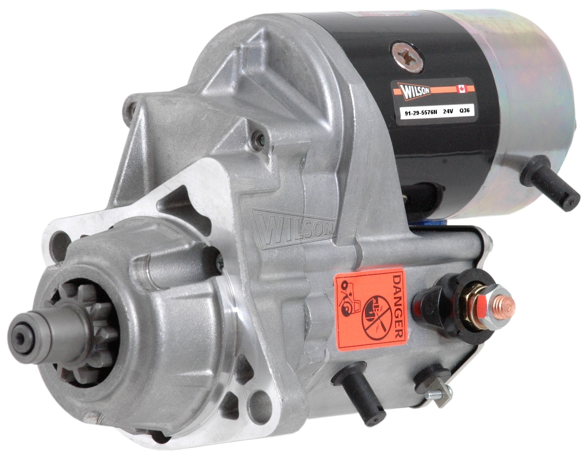New Wilson Starter replacement for ACE TRI-STAR CM17631N